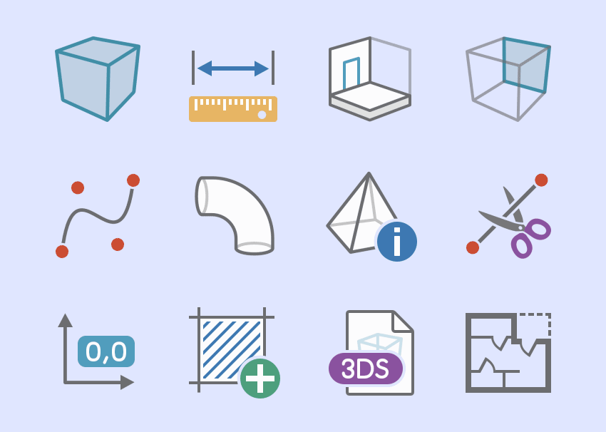 Icons for Software Developers
