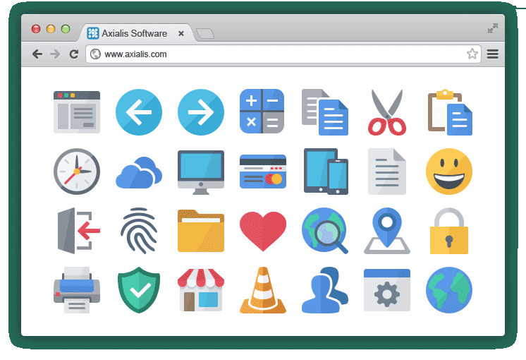 Icons for Developers - Axialis