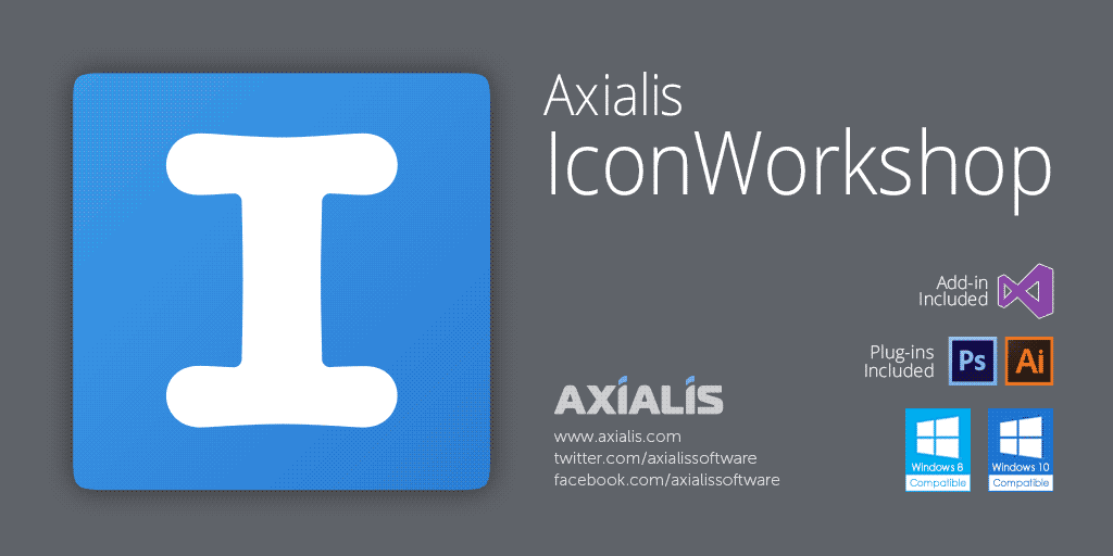 Axialis Software - IconWorkshop