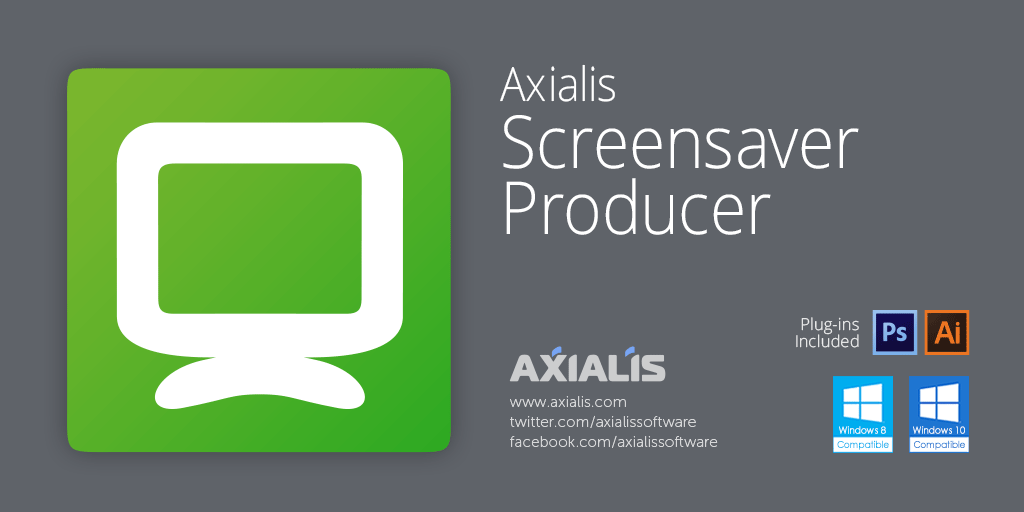 Axialis Software - Screensaver Producer